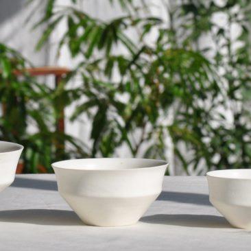 田中直純さんのボウルで彩る食卓