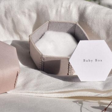 baby box、hope box
