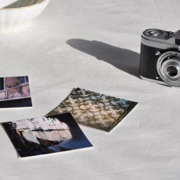 昔使っていたフィルムカメラ