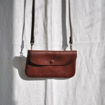 2月2日発売、ohamaのお財布ポシェット