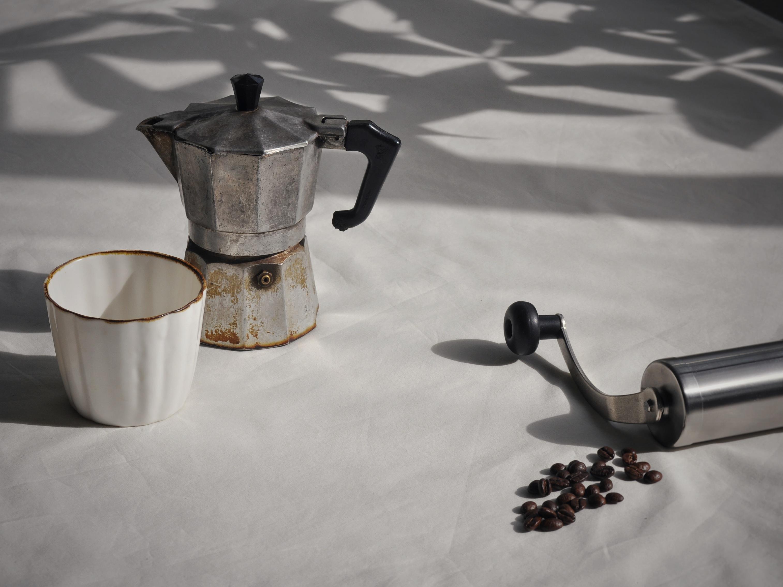 コーヒー豆を買いに