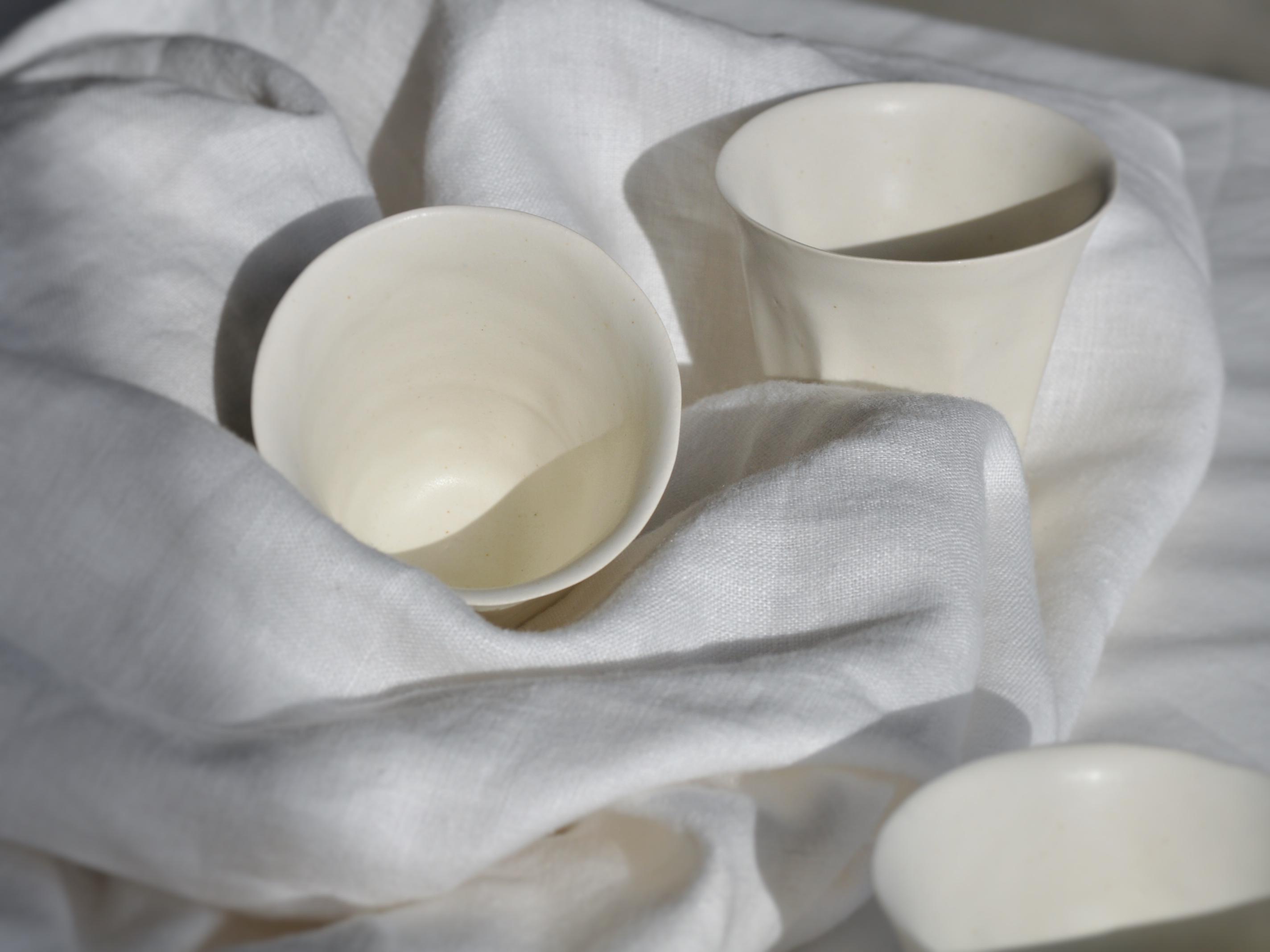 温もりのあるカップ