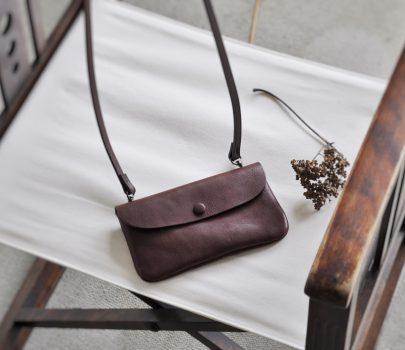 やっぱりいいです、Ohamaのお財布ポシェット
